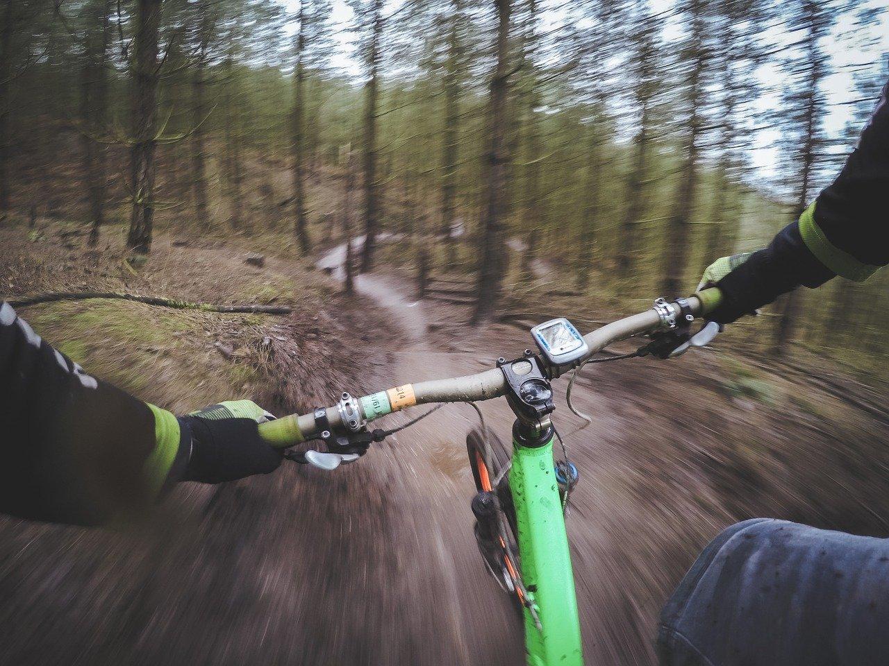 Ruta mountain bike