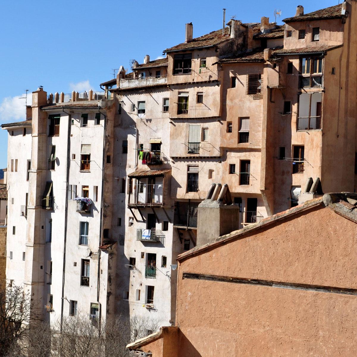 Barrio de San Martín, otra maravilla del casco antiguo de Cuenca