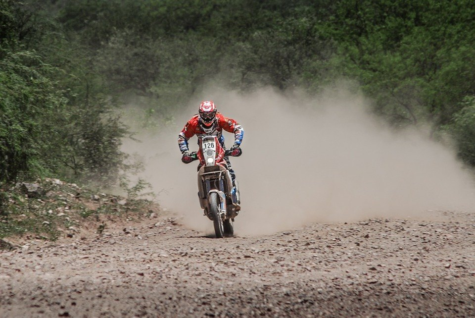 Hispania Rally FIM-moto