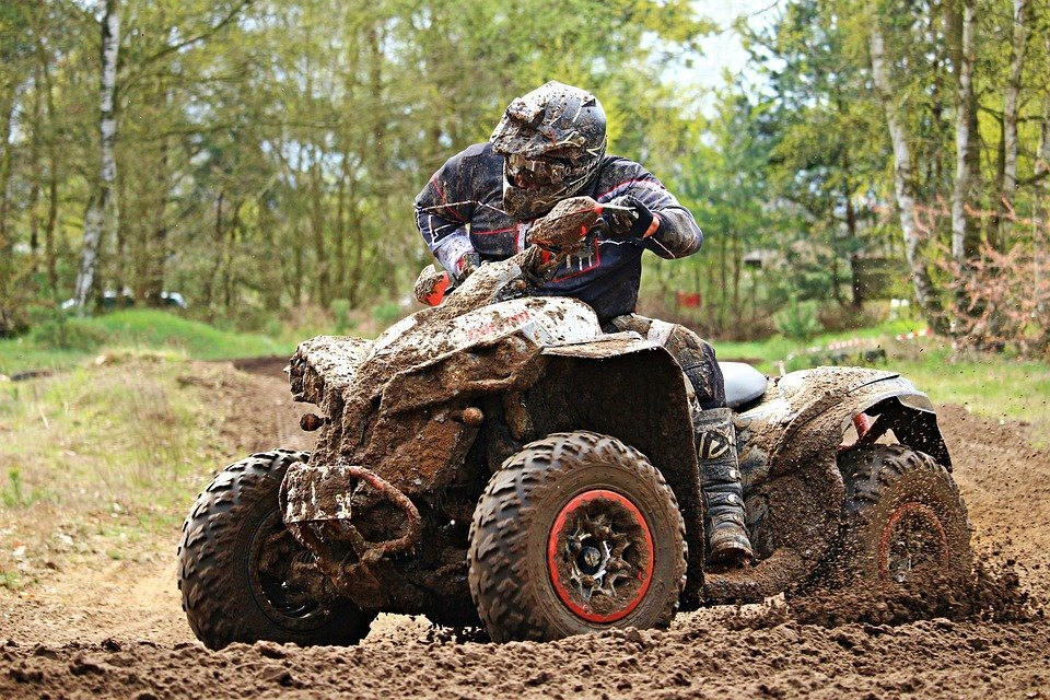 Hispania Rally FIM-quad